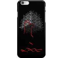 Tree of the future iPhone Case/Skin