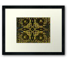 The Secret Box Framed Print