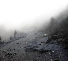Foggy Way by Marcel Rainer