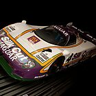 Jaguar Group C Racing Car XJR-8 by David Wheeldon