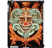 eternal love zombie iPad Case/Skin