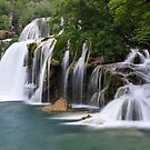 Krka waterfall park by Will Hore-Lacy