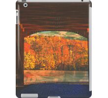 Looking Back At Autumn (best viewed larger) iPad Case/Skin