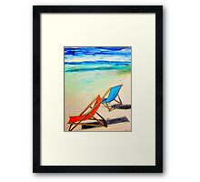 Whitsunday Dreams Framed Print