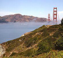 Golden Gate Bridge, San Francisco, USA by logonfire