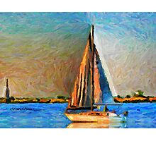 Afternoon Sail Photographic Print