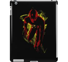 Fastest Man Alive iPad Case/Skin