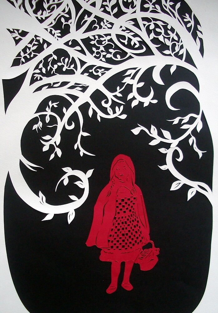 Red Riding Hood by Lisa Richards