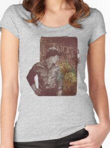 Outside The Stories Women's Fitted Scoop T-Shirt