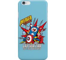 Captain Finn the First Adventurer iPhone Case/Skin