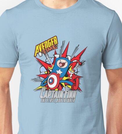 Captain Finn the First Adventurer Unisex T-Shirt