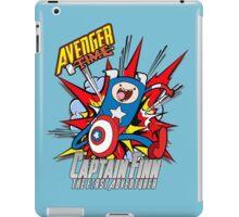 Captain Finn the First Adventurer iPad Case/Skin