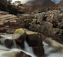 Elusive Etive by STEVE  BOOTE