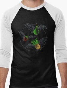 Fruit Bats Men's Baseball ¾ T-Shirt