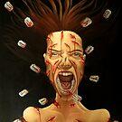 Cathartic Anger by Melinda Kónya