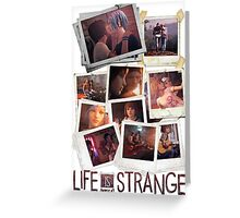 Life is (hella) Strange Greeting Card
