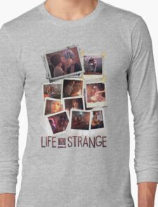 Life is (hella) Strange Long Sleeve T-Shirt