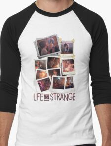 Life is (hella) Strange Men's Baseball ¾ T-Shirt