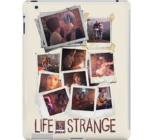 Life is (hella) Strange iPad Case/Skin