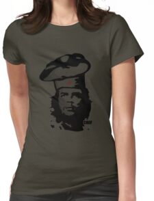 Chef Guevara Womens Fitted T-Shirt