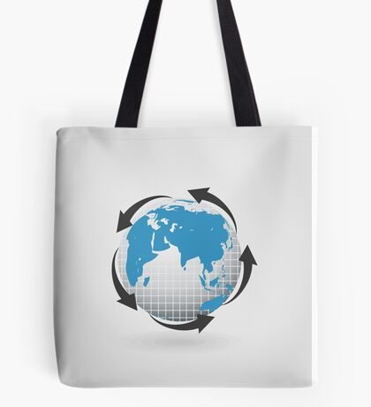 World Tote Bag