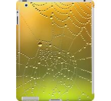 Enhanced Dew Drops iPad Case/Skin