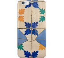 Azulejo iPhone Case/Skin