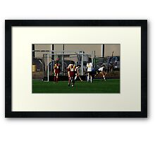110711-174-0-field-hockey Framed Print