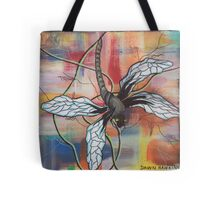 Kris the dragonfly Tote Bag