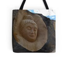 Stone sculptures Tote Bag