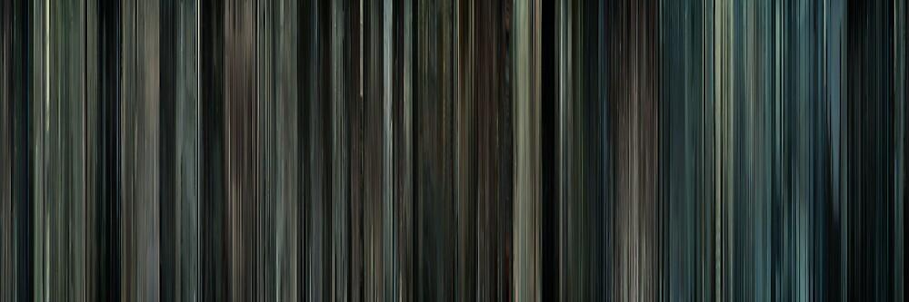 Moviebarcode: Million Dollar Baby (2004) by moviebarcode