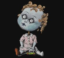 Zombie girl by BessoChicca