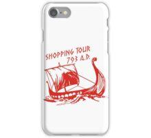 Viking Shopping Tour 793 iPhone Case/Skin