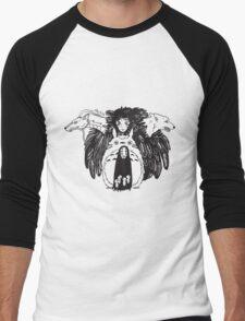 Studio Ghibli Men's Baseball ¾ T-Shirt