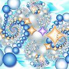 Snowballs with Diamonds by viennablue