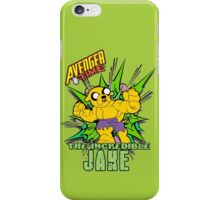 The Incredible Jake iPhone Case/Skin