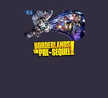 Borderlands the Pre-Sequel: Psycho and Heroes Unisex T-Shirt