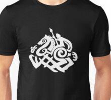 Odin and Sleipnir Unisex T-Shirt