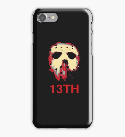 Jason Vorhees iPhone Case/Skin
