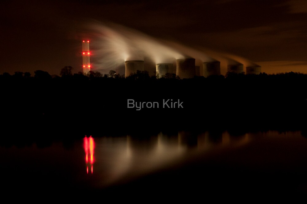 Powerstation by Byron Kirk
