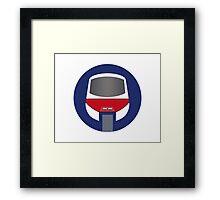 Monorail Logo Framed Print