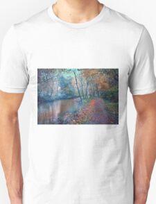 In the stillness of the Morning Unisex T-Shirt