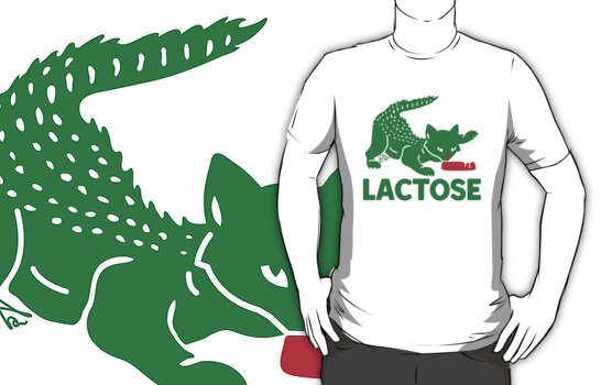 LACTOSE PREPPY KITTY by TAIs TEEs