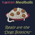 'Korean Meatballs...'