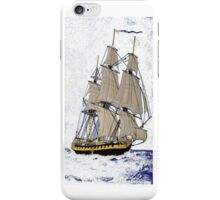 HMS Boreas iPhone Case iPhone Case/Skin