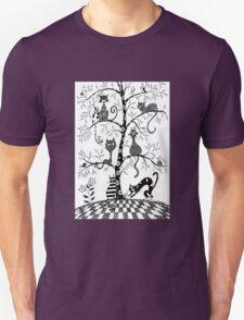 Tree of curiosity Unisex T-Shirt