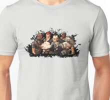 Borderlands Characters Unisex T-Shirt