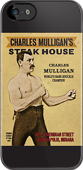 Charles Mulligan&#x27;s Steak House by BasqueInk
