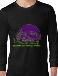 Meanwhile at the Legion of Doom Long Sleeve T-Shirt