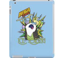 Ice Loking - Avenger Time iPad Case/Skin